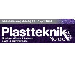 RESINEX attends PLASTTEKNIK Nordic 2014, 9.-10. April 2014 in Malmö, Sweden